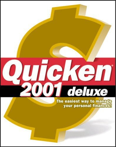 Primary image for Quicken 2001 Deluxe [CD-ROM] [CD-ROM]