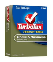 Turbo Tax Federal + State Home And Business 2006 Win/Mac [Older Version] [Cd Rom] - $178.19