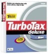 TurboTax Deluxe for Mac 2002 [CD-ROM] [CD-ROM] - $158.39