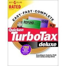 Quicken TurboTax Home & Business - Federal Return Tax Year 2000 [CD] [CD-ROM] - $197.99