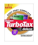 Quicken TurboTax Home & Business - Federal Return Tax Year 2000 [CD] [CD... - $197.99