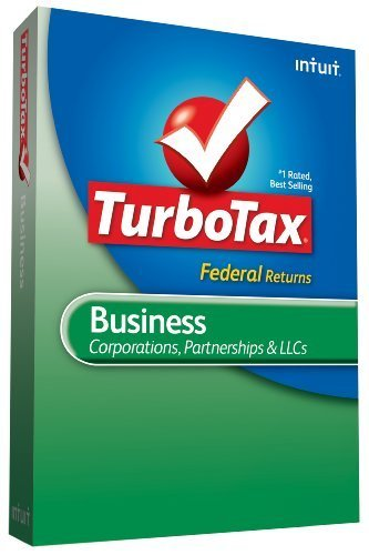 Primary image for TurboTax Business Federal + efile 2009 [Old Version] [CD-ROM] [CD-ROM]