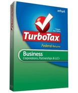 TurboTax Business Federal + efile 2009 [Old Version] [CD-ROM] [CD-ROM] - $173.51