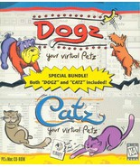 Dogz I and Catz I Bundle - PC [CD-ROM] - $9.88
