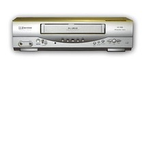 Emerson EWV403 4-Head Video Cassette Recorder with On-Screen Programming Display - $190.07