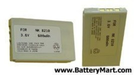Replacement Battery For NOKIA 8290/8890 - LI-ION 700mAh 6590I [Electronics] - $6.92