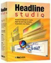 Headline Studio 1.0 [CD-ROM] [CD-ROM] - $12.86