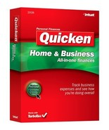 Quicken 2008 Home & Business [OLD VERSION] [CD-ROM] [CD-ROM] - $29.69