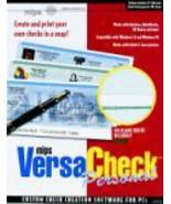 VersaCheck Personal 1.0 Blue/Green [CD-ROM] [CD-ROM] - $47.88