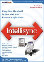 PumaTech Intellisync 5.1 - DVD Case [CD-ROM] [CD-ROM] - $9.89