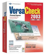 VersaCheck 2003 Personal Express - Value Edition [CD-ROM] [CD-ROM] - $96.00