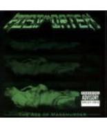 The Age of Massmurder [Audio CD] - $38.05
