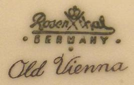 Backstamp rosental germany old vienna thumb200