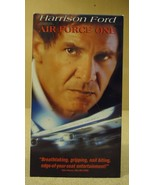 Columbia Air Force One VHS Movie  * Plastic * - $4.69