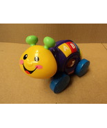 Fisher Price Musical Snail 8in L x 4 1/2in W x ... - $20.19