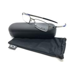 Oakley Tumbleweed OX3112-0451 Matte Cement Blue Rectangular Eyeglasses 5... - $106.67