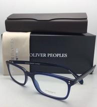 New Oliver Peoples Eyeglasses Denison Ov 5102 1566 51-17 140 Denim Blue Frame - $299.99