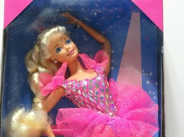 1995 Mattel Twirling Ballerina Barbie #15086 New NRFB - $29.70