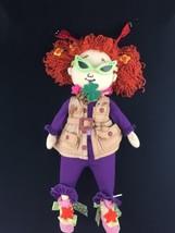 "Madame Alexander Cloth Rag Fancy Nancy Explorer 18"" Doll # 51330  - $20.54"