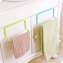 Candy color over the door Towel Holder Rack Rai... - $1.25