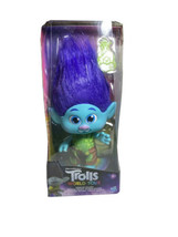 Trolls World Tour Toddler Branch Doll With Comb New W8 - $47.51