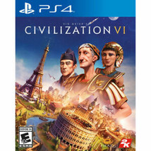 Sid Meier's Civilization VI (PlayStation 4, 2019) - $23.76