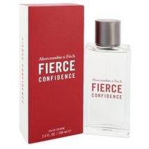 Abercrombie & Fitch Fierce Confidence 3.4 Oz Eau De Cologne spray image 4