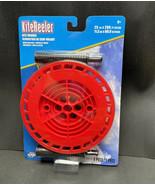 X-Kites Brainstorm Red Kite Reeler Winder 25lb x 200 ft Nylon NEW! Very Handy! - $12.99