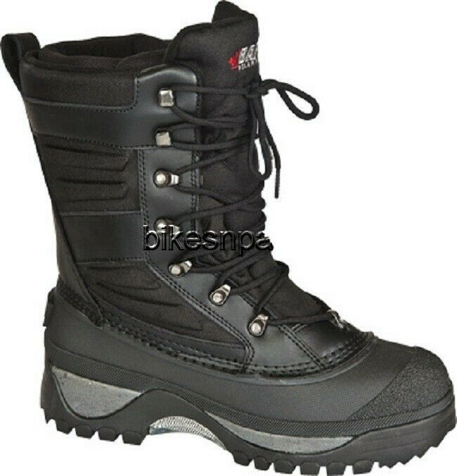 New Mens Black Size 13 Baffin Crossfire Snowmobile Winter Snow Boots -40 F