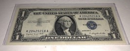 $1 Silver Certificate 1957A looks uncirculated One Dollar - $23.38