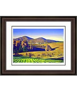 """Rockwell Kent """"America, Land of our Fathers"""" Print - Hudson River School... - $405.00"""