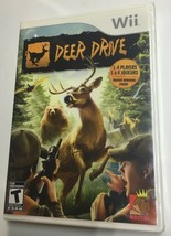 DEER DRIVE~NINTENDO Wii GAME~2009 NEW SEALED GAME - $9.85