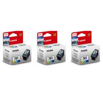 Canon PIMXA Tri-Color Ink Cartridges (for MG4270/MX537/MX527) (3pcs), CL-741 - $92.99