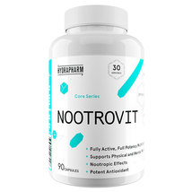 Hydrapharm Nootrovit Famous Supplement from the UK - $63.99