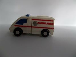 Vintage Takara Transformer Mini Ambulance Hasbro - $12.99