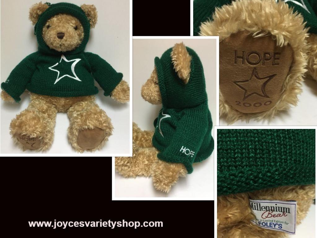 Gund millennial teddy bear ebay collage