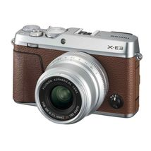 Fujifilm X-E3 Brown With Xf 23mm Lens Sliver - $985.18
