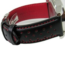 22mm Leather Watch Strap Bands Made For Tag Heuer Carrera Calibre - $43.00