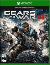 Gears Of War 4 Standard Edition Xbox One *Disk Only* - $20.99