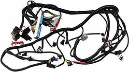 A-Team Performance Standalone Wiring Harness W/4L60E Drive By Cable Compatible W