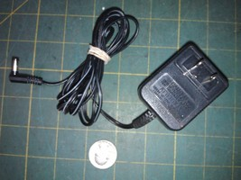 8FF01 Power Supply, Uniden AD-420, 120VAC --> 9VDC / 350MA (13.9VNL), 5.5MM P - $9.78