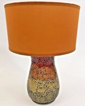 """""""Party Lite"""" Candle Holder Lamp with a Shade. C... - $28.66"""