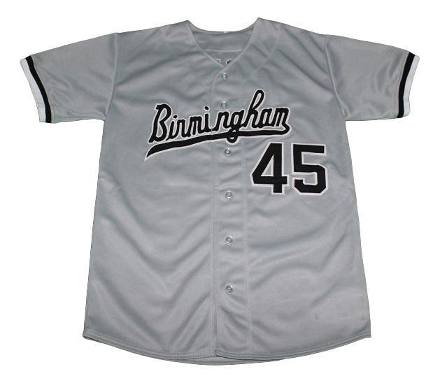 Michael jordan birmingham barons baseball grey 1