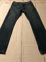 Levi's Boys Jeans 511 Slim Straight Leg Distressed Youth Size 16 Or 26 X 28 - $23.75