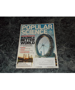 Popular Science Magazine July 2012 Building a Better World - $0.99
