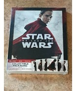 Star Wars: Last Jedi (Limited Edition Cover Canada/US Compatible Blu-ray... - $34.99