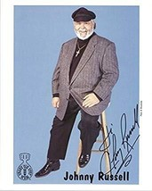 Johnny Russell (d. 2001) Signed Autographed Glossy 8x10 Photo - COA Matc... - $49.49