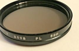 Hoya PL Polarizing Filter 52.0 Lens w/Box & Instructions - $18.75