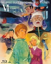 Mobile Suit Gundam: The Origin 6 English Subtitles - $79.50
