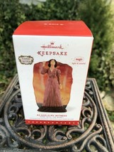 As God Is My Witness 2015 Hallmark Gone With The Wind Ornament  Scarlett... - $14.80